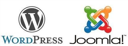 Wordpress/Joomla CMS